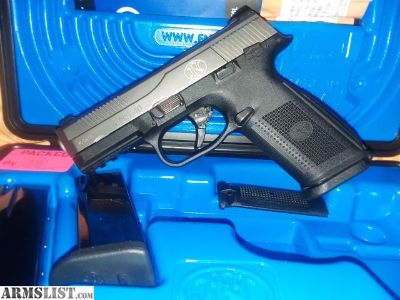 For Sale/Trade: Lnib fns 40sw with night sights