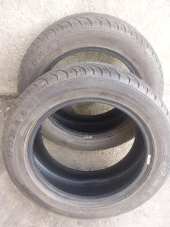 Like new tires