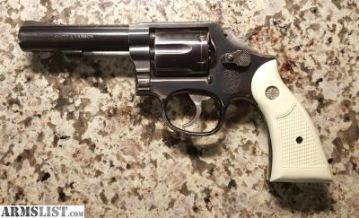 For Sale: Smith Wesson model 10 .38 spl