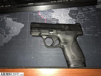 For Sale/Trade: S&W MP Shield 9mm