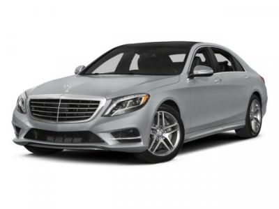 2015 Mercedes-Benz S-Class S550 4MATIC (Magnetite Black Metallic)
