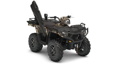 2019 Polaris Sportsman 570 SP Hunter Edition Utility ATVs Elkhorn, WI