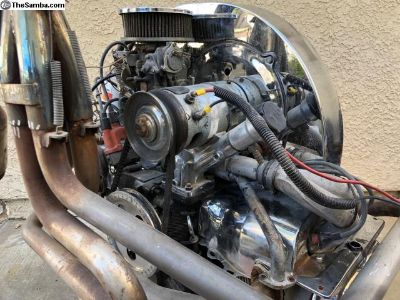 Motor and parts