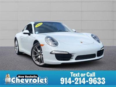 2015 Porsche 911 Carrera (White)