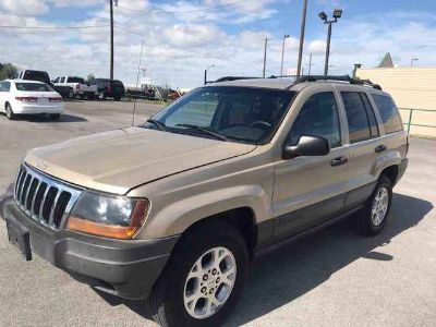 Used 2001 Jeep Grand Cherokee for sale