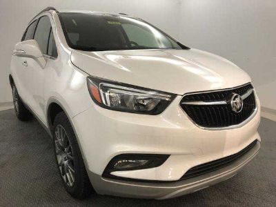 New 2019 Buick Encore FWD 4dr