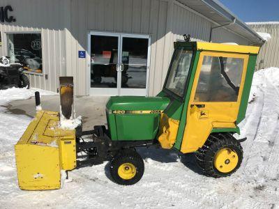 1987 John Deere JOHN DEERE Garden Tractors Lawn & Garden Hillman, MI