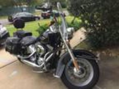 2014 Harley Heritage Softail Classic 1690cc