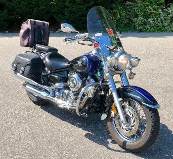 2007 Yamaha V Star Silverado Cruiser Motorcycles Lowell, NC