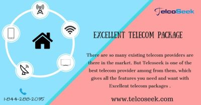 Excellent telecom packages by - Telcoseek