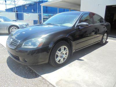 2006 Nissan Altima 2.5 (BLACK)