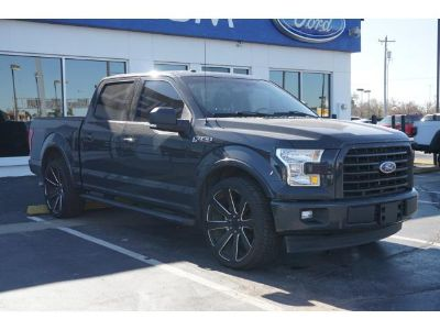2017 Ford F-150 XLT (Gray)