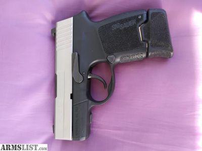 For Sale: SIG 9mm sub-comp. RUGER 9mm ext clip, KAHR .40 sub-comp