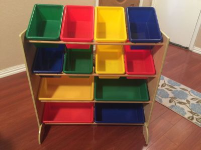 Kids Toy storage organizer