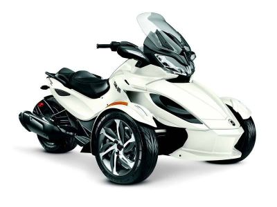 2014 Can-Am Spyder ST-S SE5 3 Wheel Motorcycle Motorcycles Waco, TX