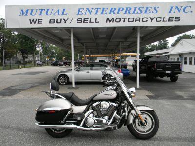 2010 Kawasaki Vulcan 1700 Nomad Touring Motorcycles Springfield, MA