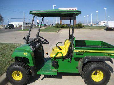 2017 John Deere GATOR TS 4X2 Sport-Utility ATVs Shawnee, OK