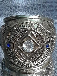 Baltimore Colts Ring