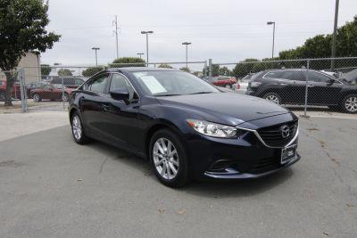 2016 Mazda Mazda6 i Sport (Deep Crystal Blue)