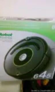 New iRobot Roomba I Vacuum Cleaner