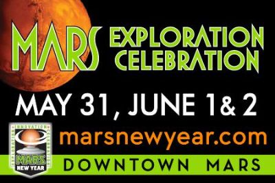 Mars Exploration Celebration Days