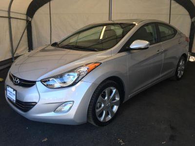 2013 Hyundai Elantra GLS (Silver)