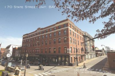 Apartment Rental - 170 State Street Unit: BAY-3