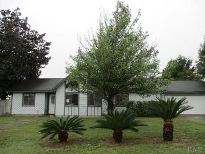 3 Bed 2 Bath Foreclosure Property in Pensacola, FL 32507 - Sedgefield Dr