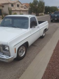 1979 Chevrolet SWB Pickup