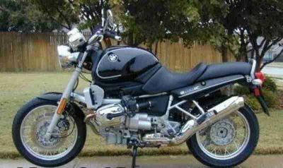 2001 BMW R 1100 R