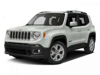 2017 Jeep Renegade Limited (Colorado Red)