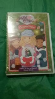 Holly Hobbie Christmas Wishes new DVD