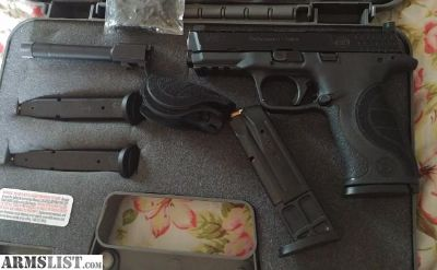 For Sale/Trade: M&P9 performance center