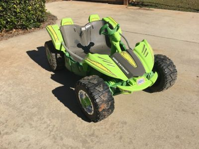 Power wheels Dune extreme racer