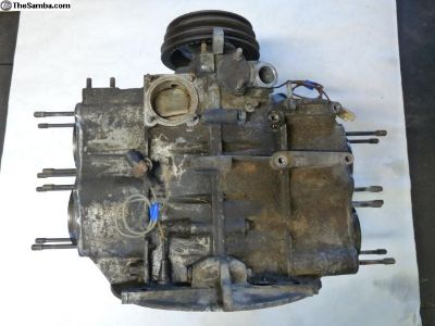 2.1 Syncro waterboxer engine core