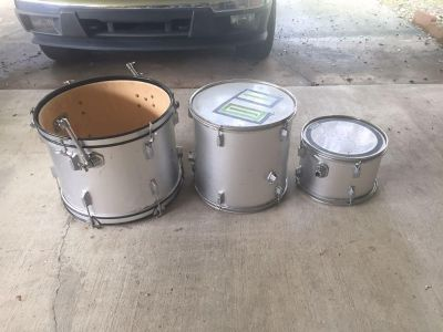 3 Project Drums