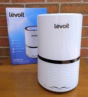 Levoit LV-H132 Compact HEPA Air Purifier - Like New!