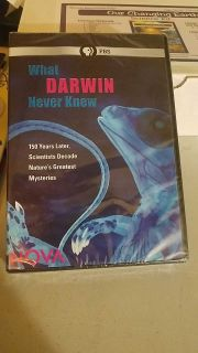 What Darwin never knew a PBS DVD