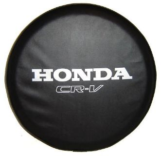 "Buy SpareCover ABC Series - Honda 27"" CR-V Spare Tire Cover Silver Metallic logo motorcycle in Orlando, Florida, US, for US $4.00"