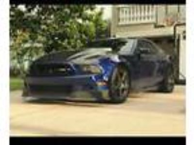 2013 Ford Mustang 750HP 2013 Twin Turbo Mustang Gt