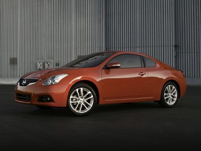 2012 Nissan Altima 2.5 S (Ocean Gray Metallic)