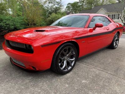 2015 Dodge Challenger R/T Plus (Red)