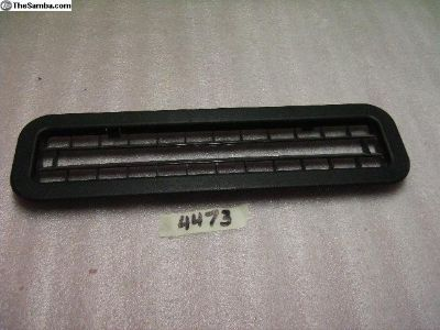 front door vent grill - part # 211867129