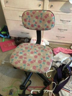 Used desk chair $5