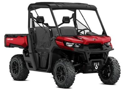 2018 Can-Am Defender XT HD10 Side x Side Utility Vehicles Ontario, CA