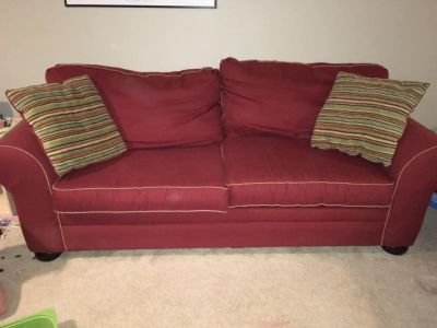 Couch, Loveseat and Arm Chair