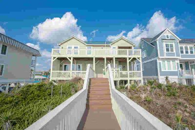 108 Ocean E Boulevard Holden Beach Three BR, Ocean front at it's