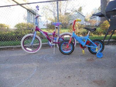 $20 Girls 18 inch Bike