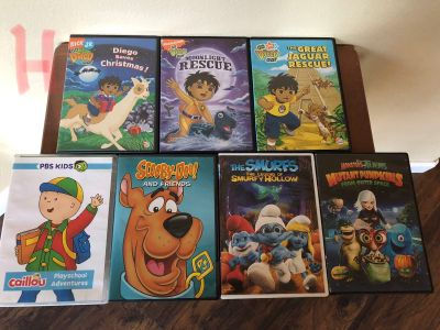 Children s DVDs