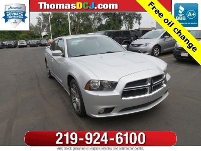 2012 Dodge Charger SXT (Bright Silver Metallic Clearcoat)